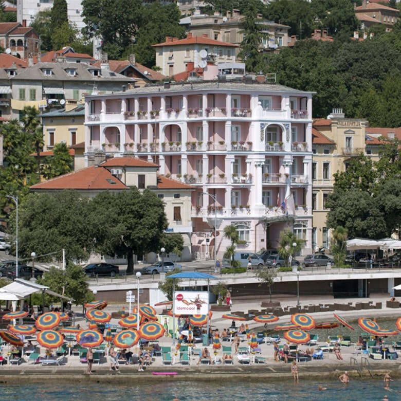 Hotel for sale Croatia Opatija
