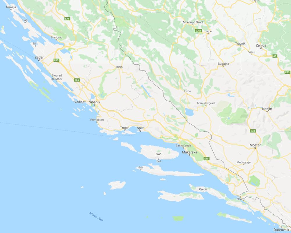 Lokacija-Split