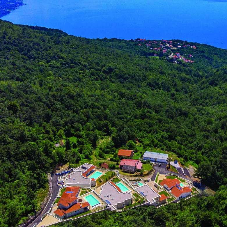 780x780 Villas complex for Sale Opatija Croatia