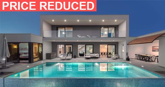 Modern Villa for sale Istria - Croatia price reduced 552x292