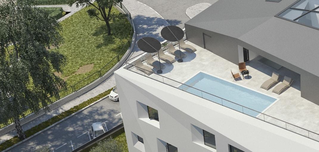 Split hotel 1