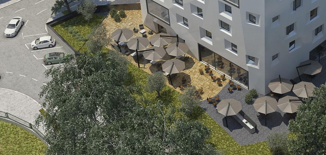 Split hotel 6