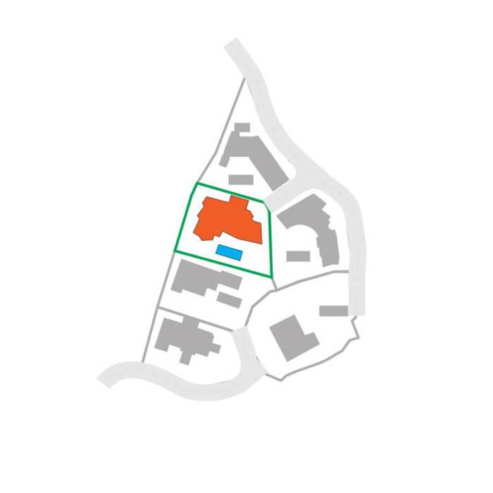 Villa Water for sale Opatija mapa - Croatia