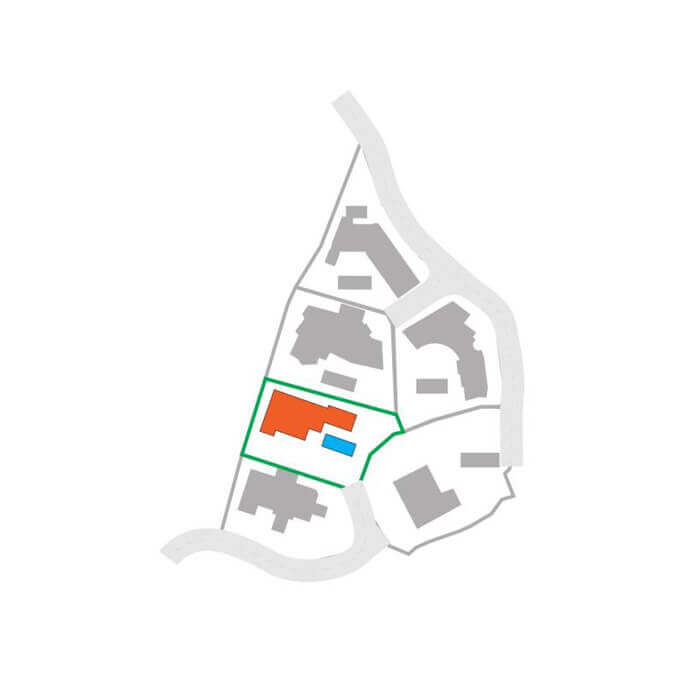 Villa Wind for sale Opatija mapa - Croatia