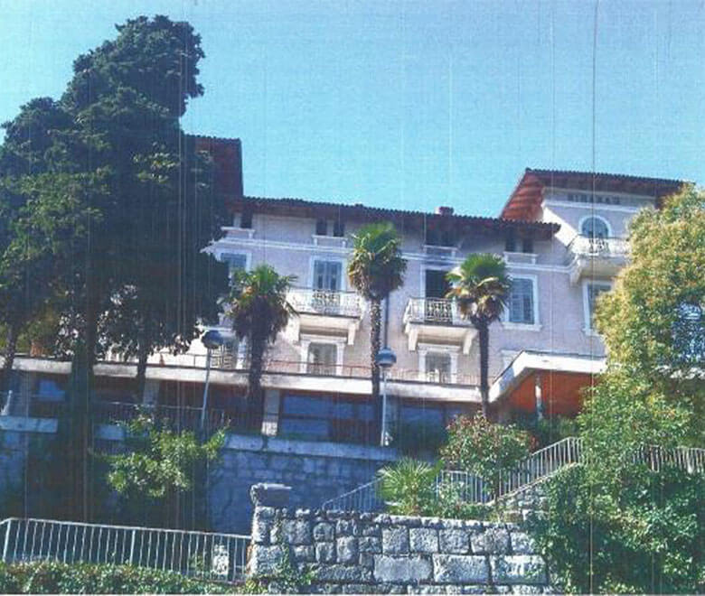 Hotel for sale in Lovran - Croatia