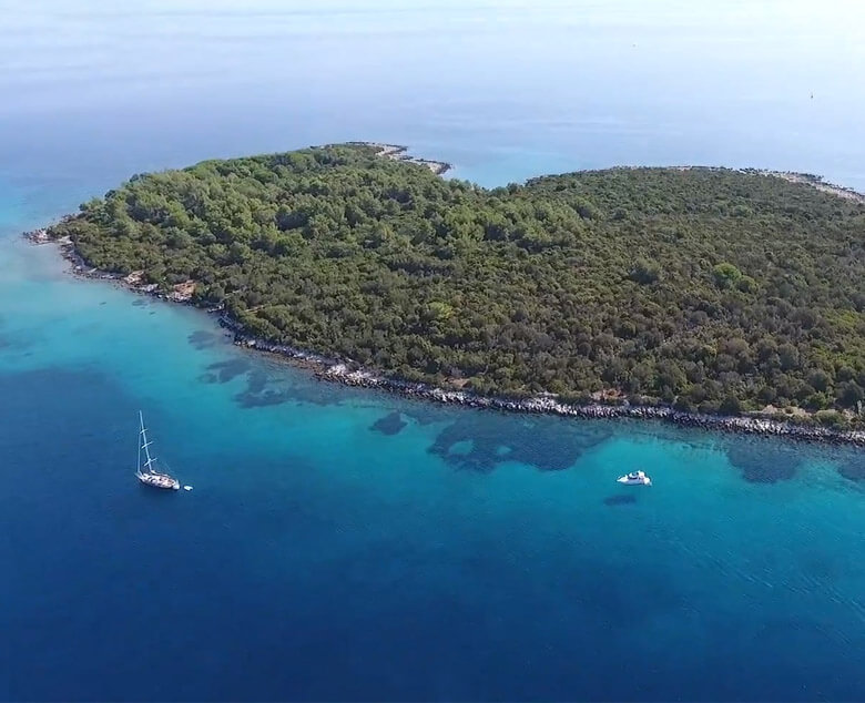 Island for sale Croatia - Kvarner Bay