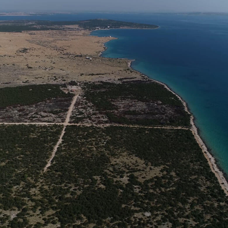 Land for sale in Croatia