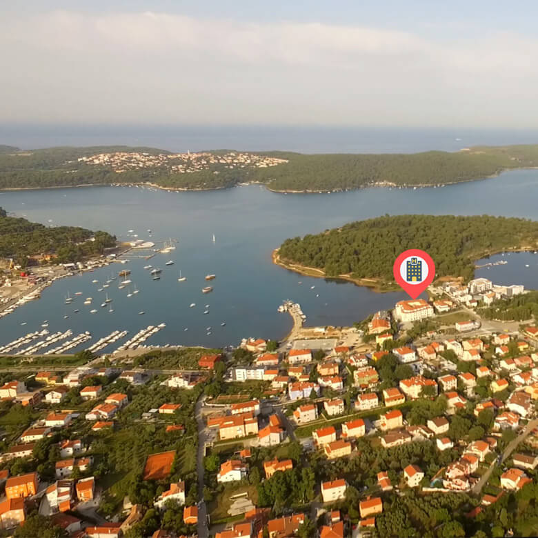 Hotel for sale in Istria