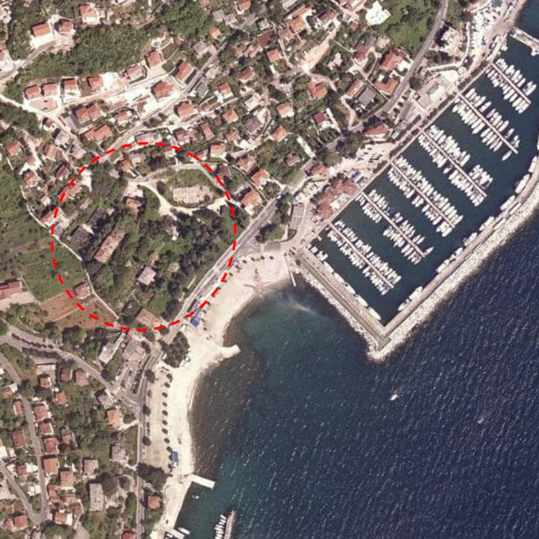 Project for sale Croatia